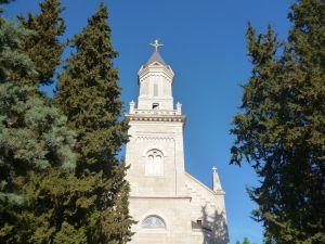Церковь Святого Преображения Господня. Колокольня. Фото: Елена Арсениевич, CC BY-SA 3.0