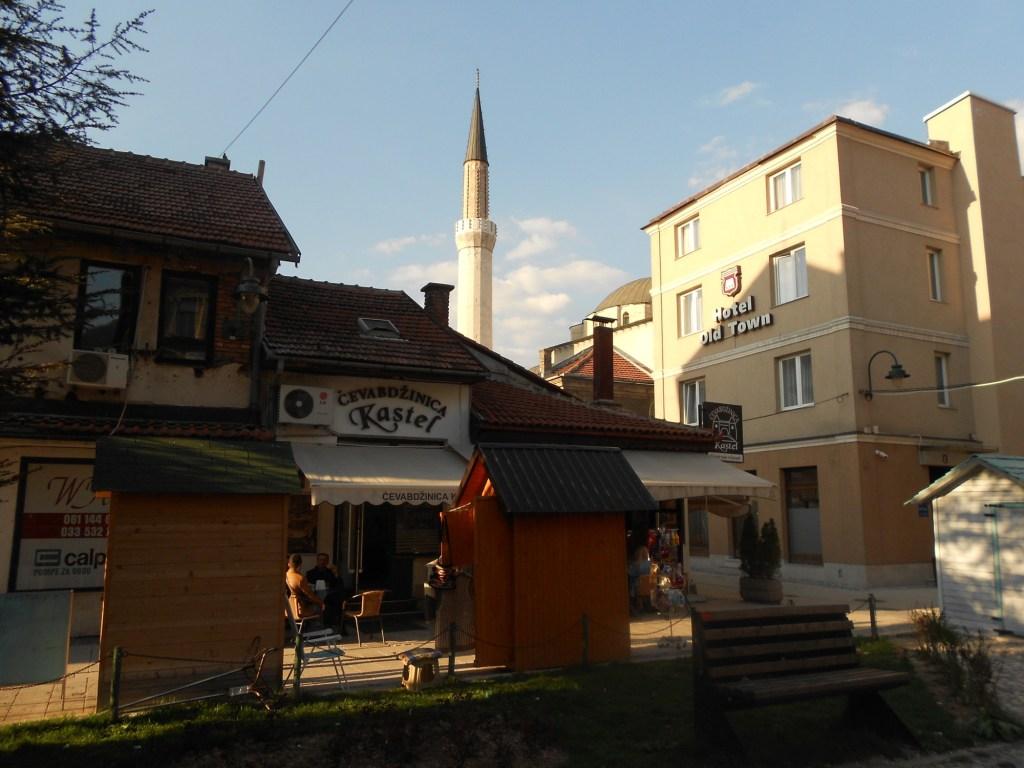 Крохотный парк. Фото: Елена Арсениевич, CC BY-SA 3.0