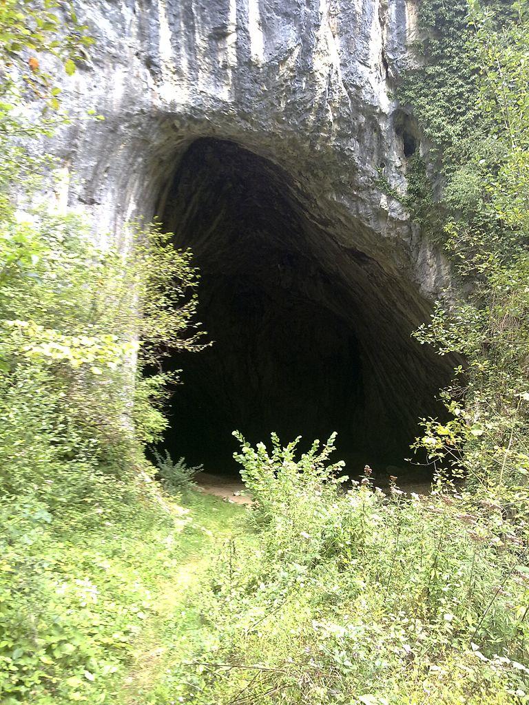 Пещера для оскоромившихся детей. 87Edvin, CC BY 3.0