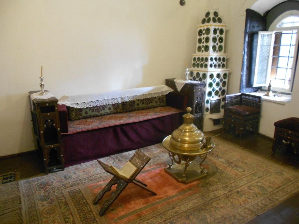 «Бабина» комната. Фото: Елена Арсениевич, CC BY-SA 3.0