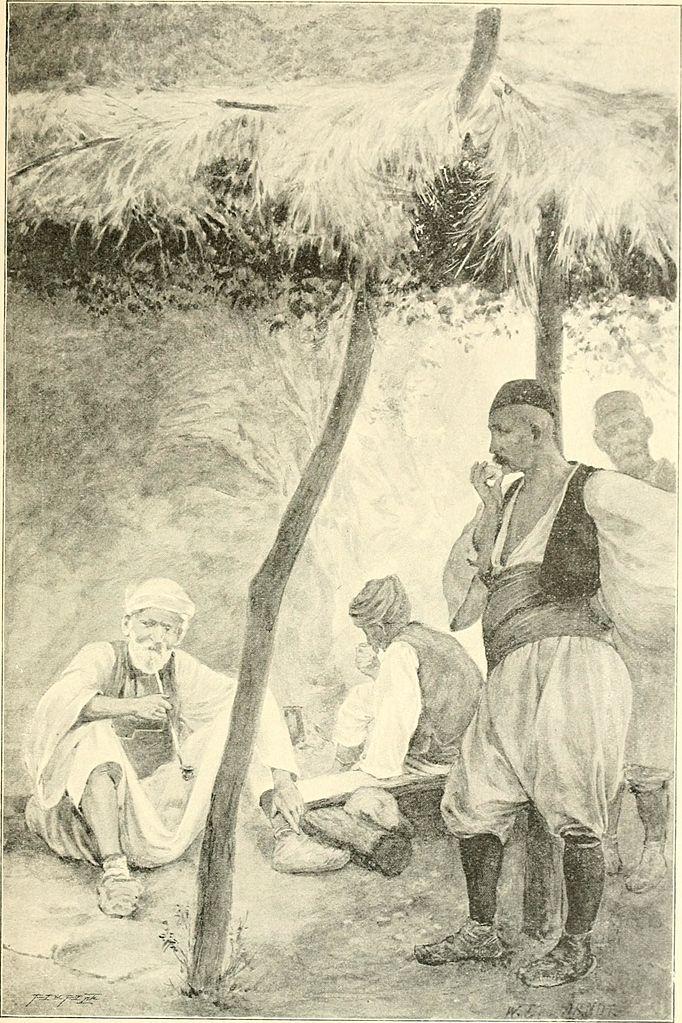 Боснийцы. Renner, Heinrich, No copyright