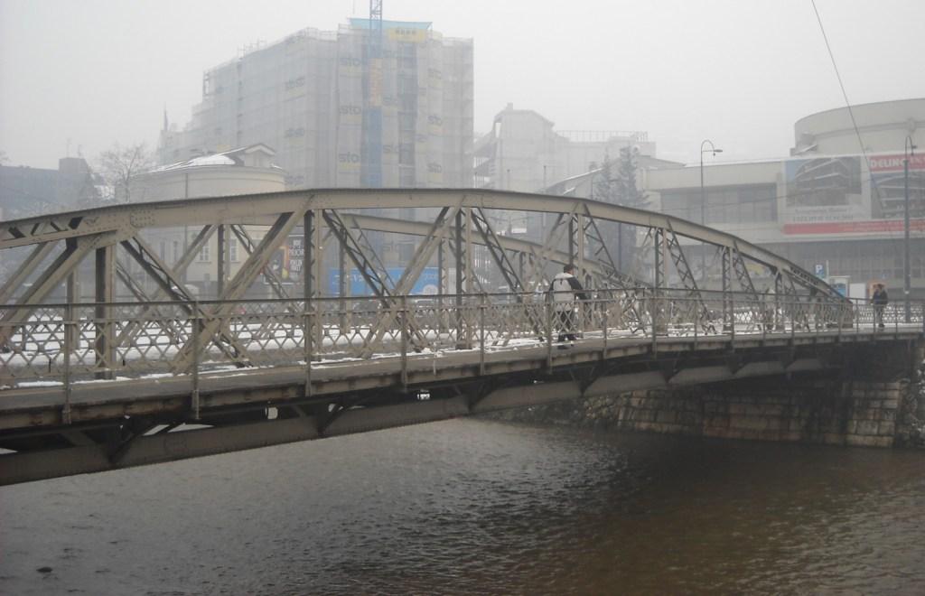 Эйфелев мост в Сараево. Фото: Елена Арсениевич, CC BY-SA 3.0