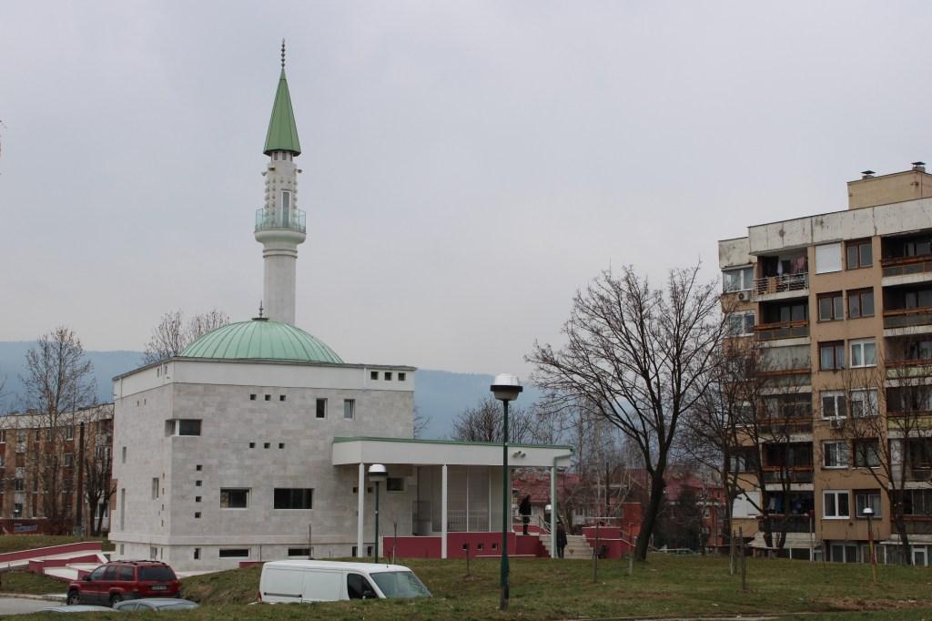 Мечеть на Добрини. Фото: Елена Арсениевич, CC BY-SA 3.0