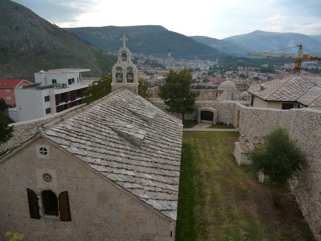 Старая православная церковь в районе Бранковац. Фото: Елена Арсениевич, CC BY-SA 3.0