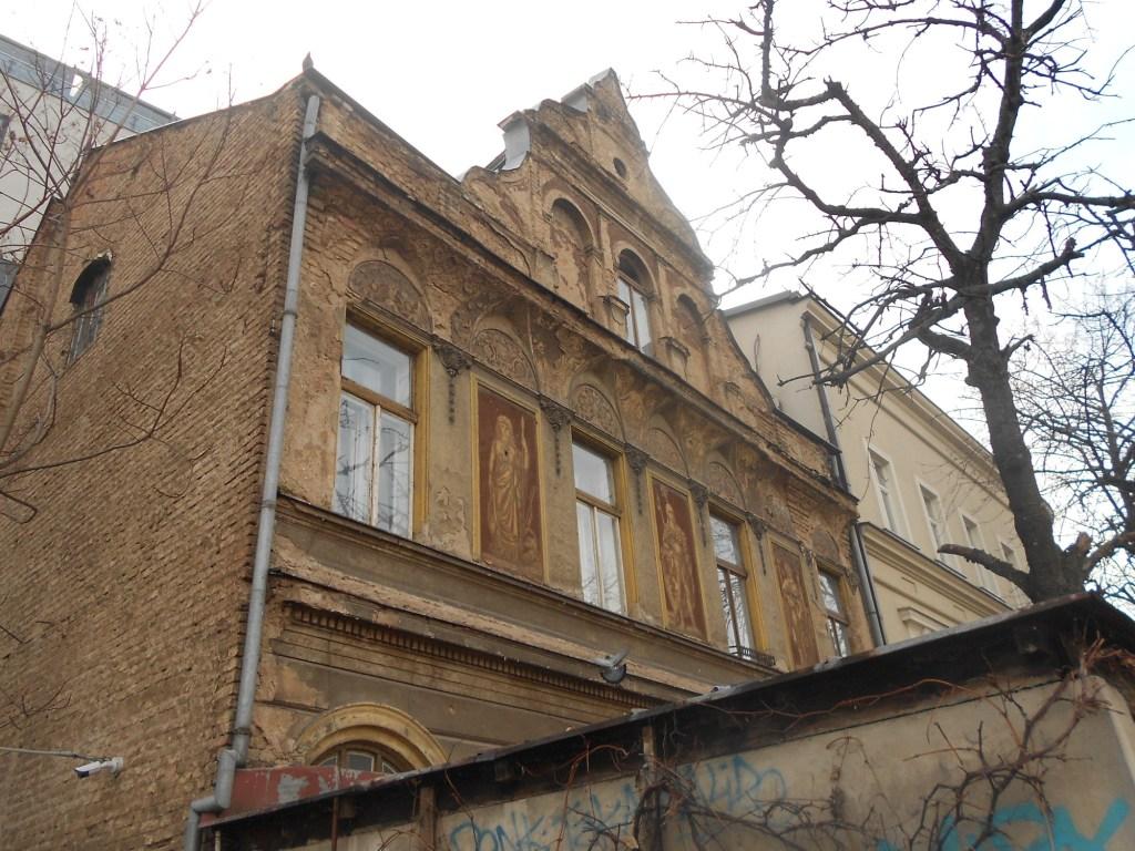 «Дом барышни» в Сараево. Фото: Елена Арсениевич, CC BY-SA 3.0
