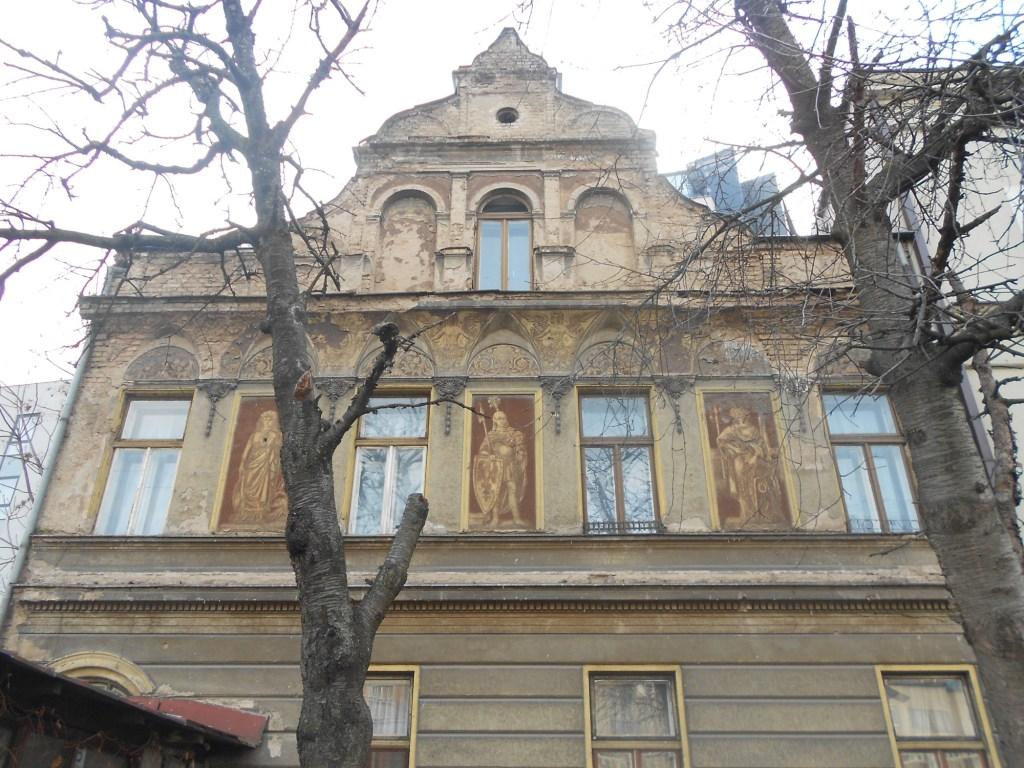 Дом из книги. Фото: Елена Арсениевич, CC BY-SA 3.0
