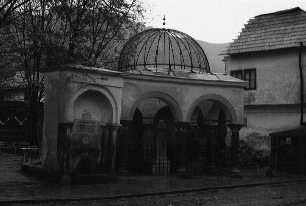 Гробница одного из травничских визирей. Józef Burszta, CC BY-SA 3.0