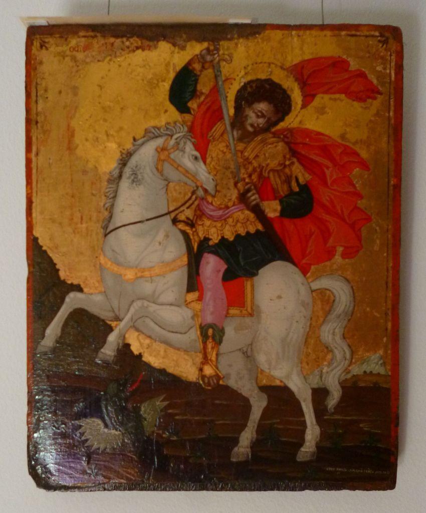 Св. Георгий. Фото: Елена Арсениевич, CC BY-SA 3.0