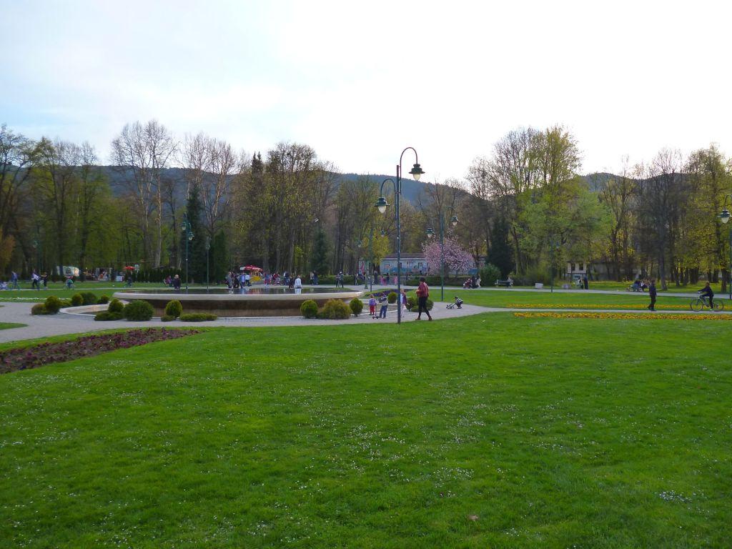 Парк Илиджа. Фото: Елена Арсениевич, CC BY-SA 3.0