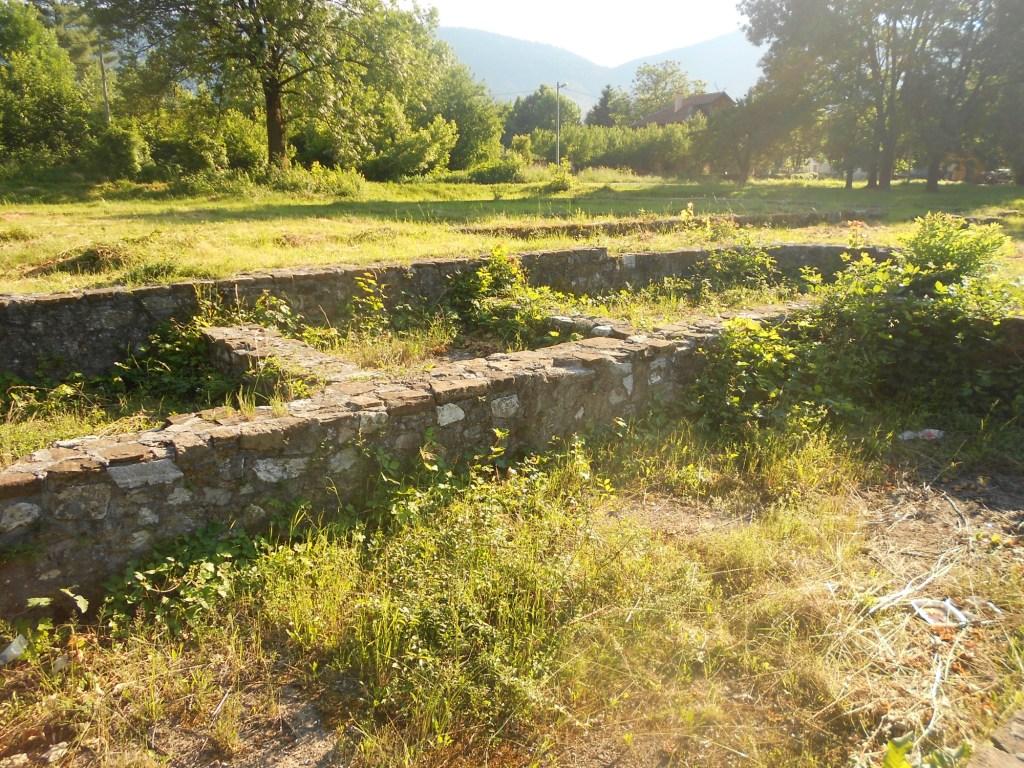 Римские развалины в Илидже. Фото: Елена Арсениевич, CC BY-SA 3.0