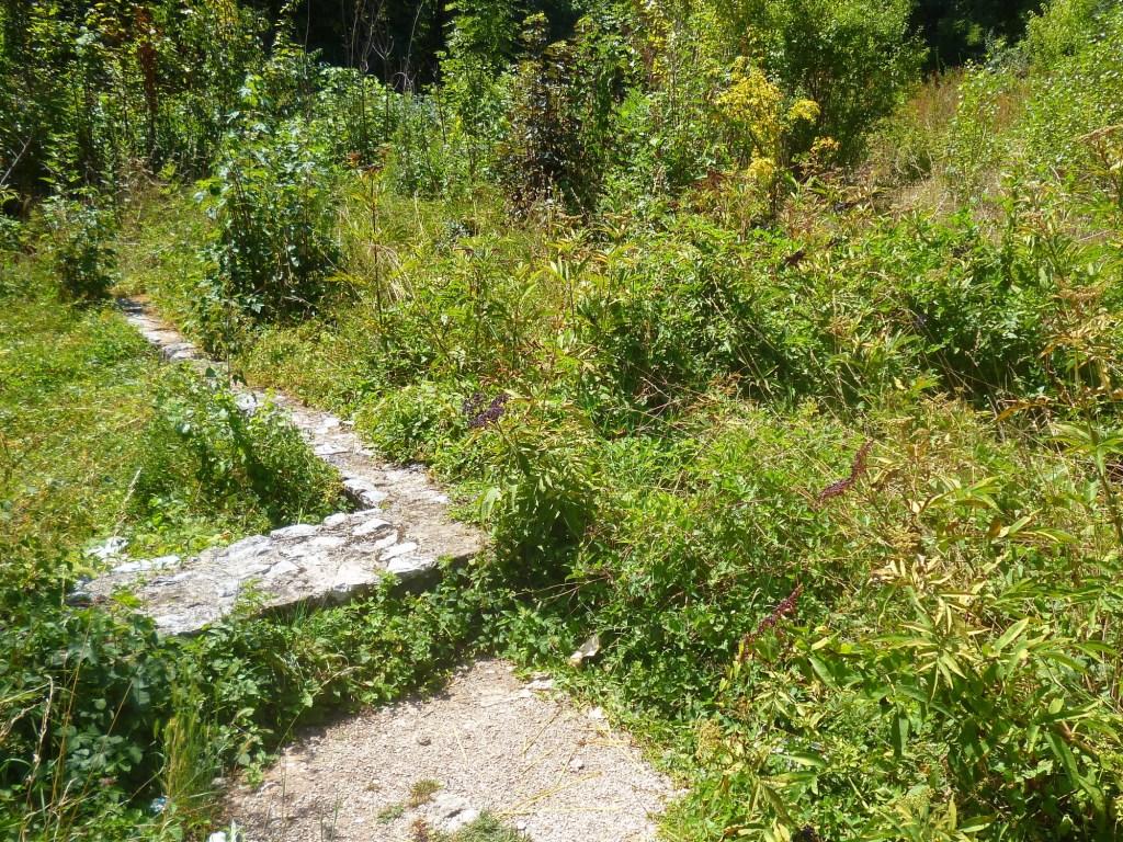 Остатки древнеримской виллы в Илидже. Фото: Елена Арсениевич, CC BY-SA 3.0