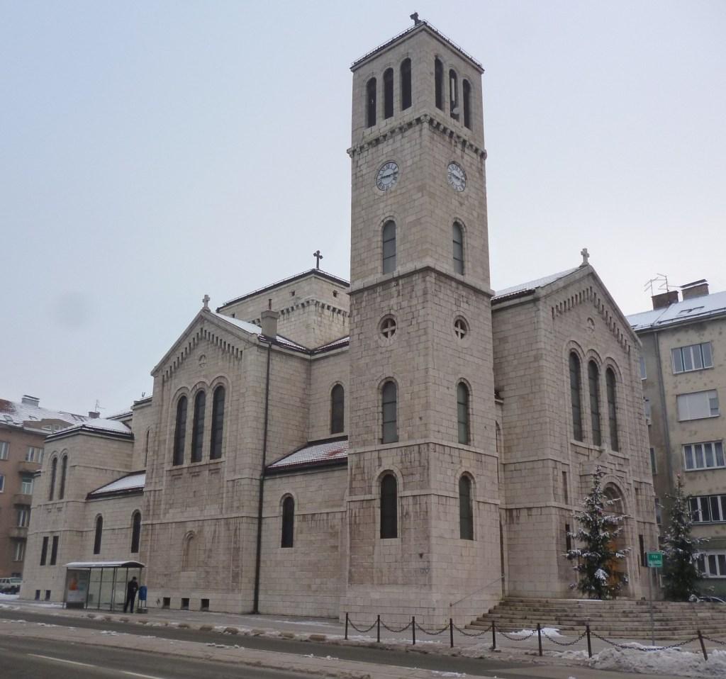 Церковь св. Иосифа. Фото: Елена Арсениевич, CC BY-SA 3.0