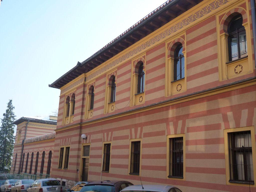 Шариатская судебная школа, сейчас Факультет исламских наук. Фото: Елена Арсениевич, CC BY-SA 3.0