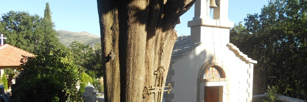 Церковь св. Йована в Засаде. Фото: Елена Арсениевич, CC BY-SA 3.0