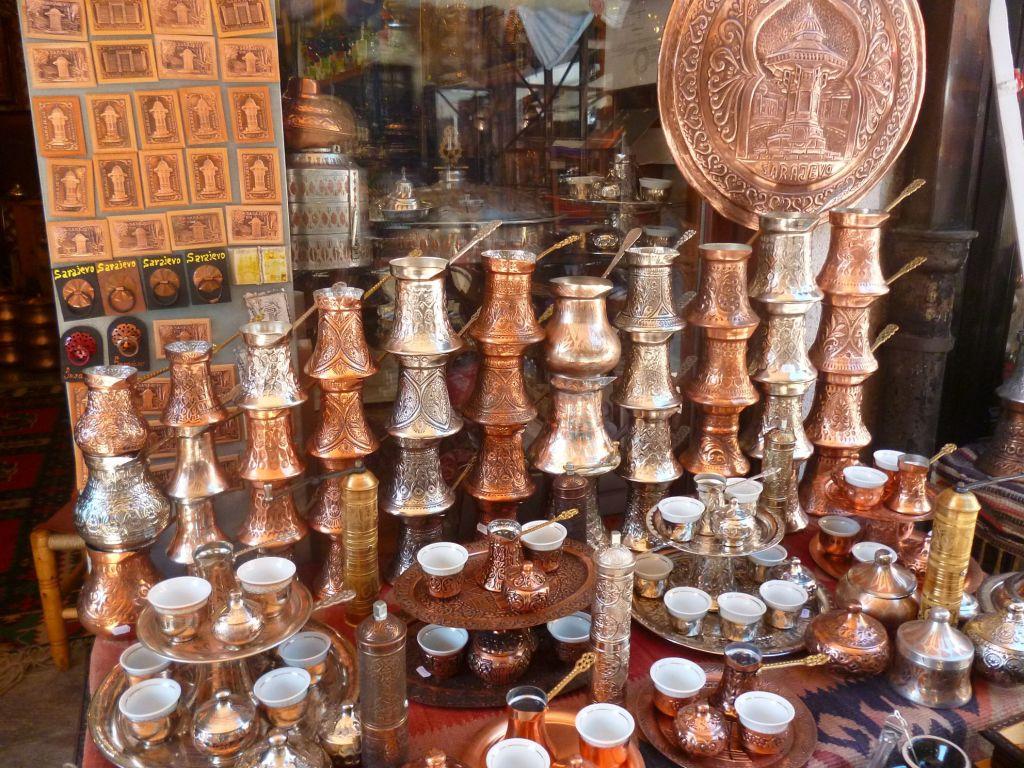 Казанджийские изделия. Фото: Елена Арсениевич, CC BY-SA 3.0