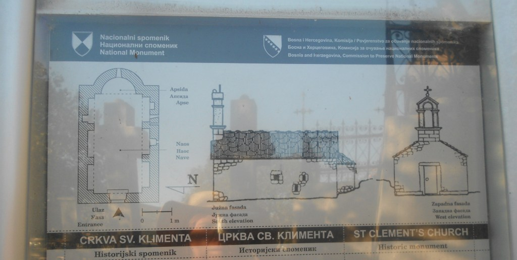 Схема церкви. Фото: Елена Арсениевич, CC BY-SA 3.0