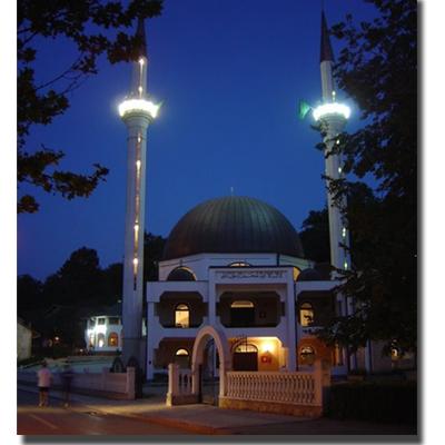Мечеть в городе Ключ. Mrazfrost, CC BY-SA 3.0