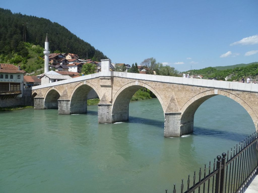 Мост в Конице. JoJan, CC BY 3.0