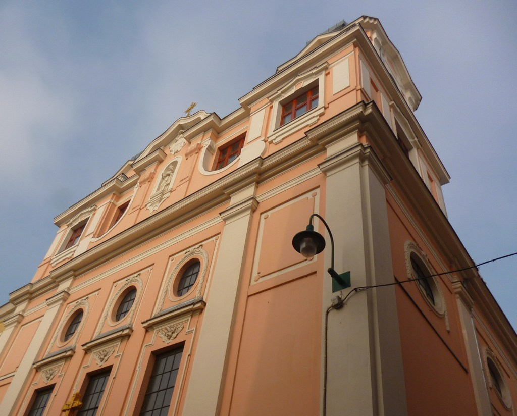 Церковь Царицы св. Розария. Фото: Елена Арсениевич, CC BY-SA 3.0