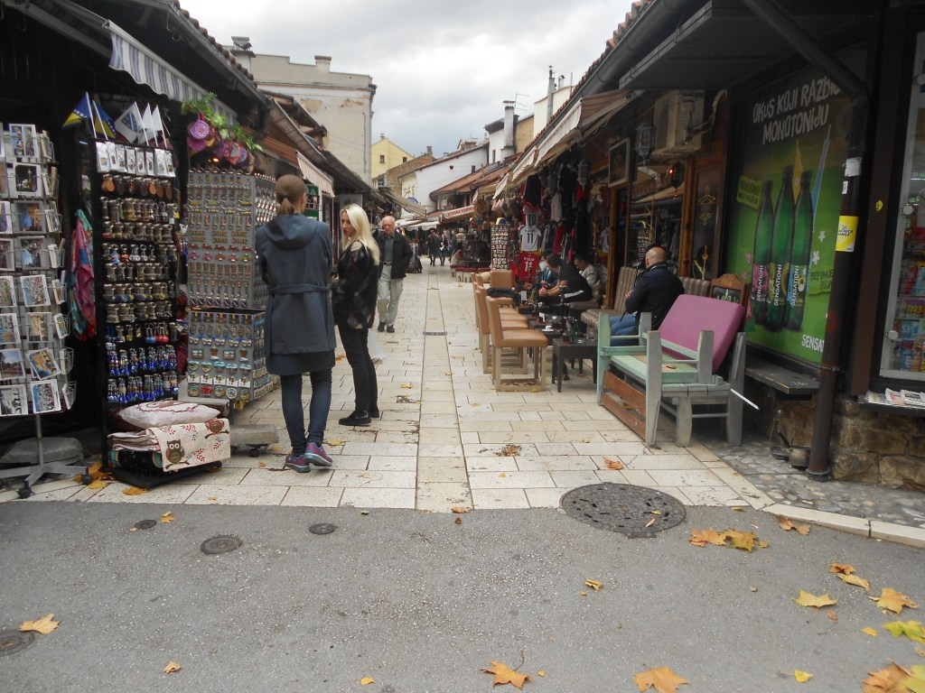 Улица Башмачников. Фото: Елена Арсениевич, CC BY-SA 3.0