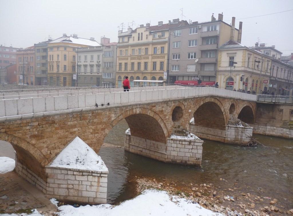 Латинский мост. Фото: Елена Арсениевич, CC BY-SA 3.0
