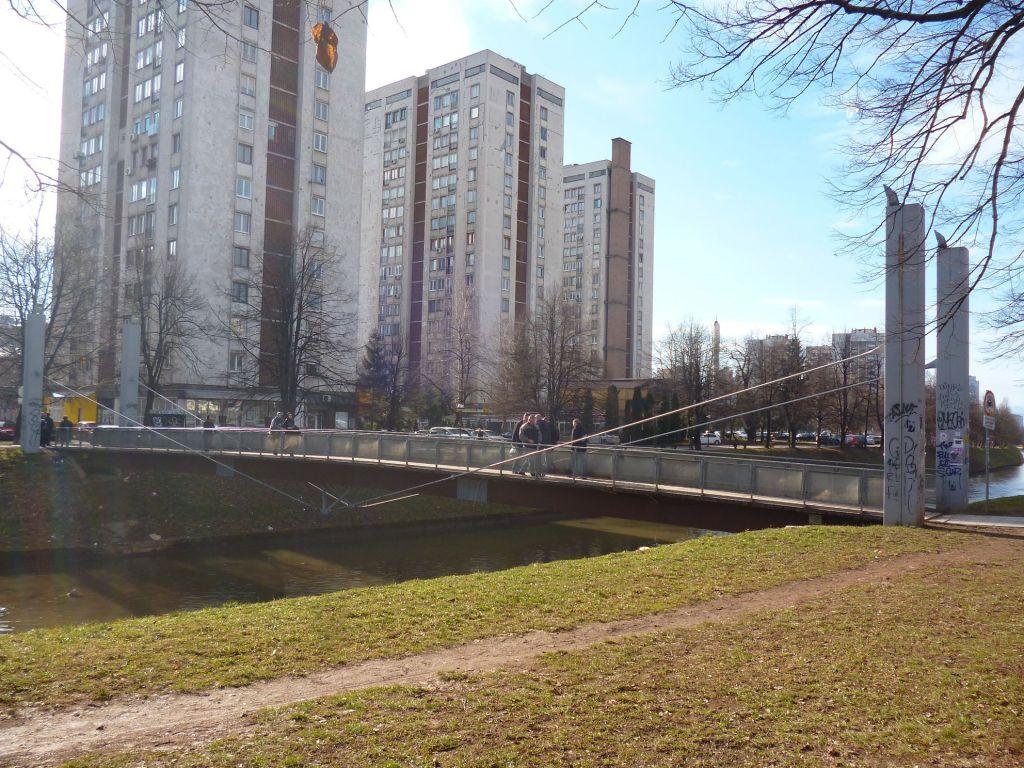 Мост Ars Aevi. Фото: Елена Арсениевич, CC BY-SA 3.0