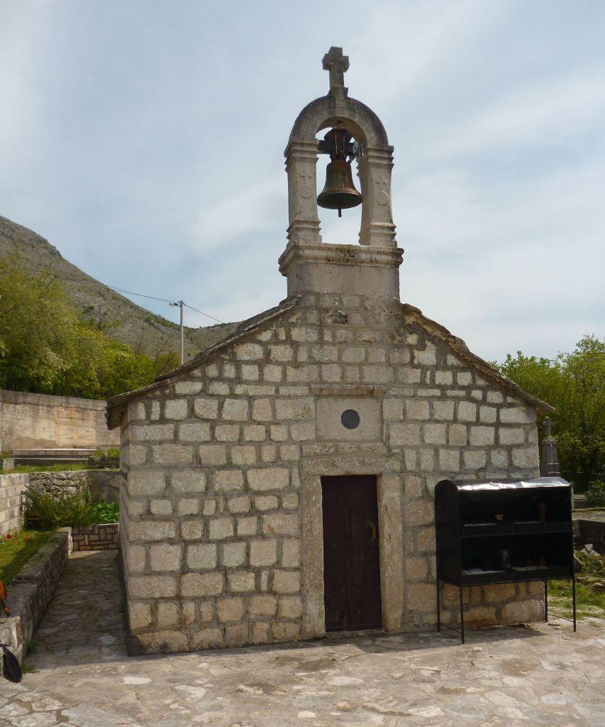 Церковь св. Николы. Фото: Елена Арсениевич, CC BY-SA 3.0