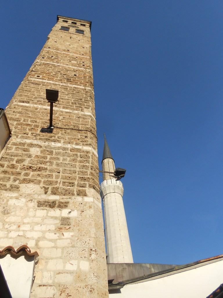Часовая башня или сахат-кула. Фото: Елена Арсениевич, CC BY-SA 3.0