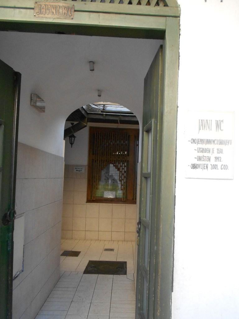 Древний туалет. Фото: Елена Арсениевич, CC BY-SA 3.0
