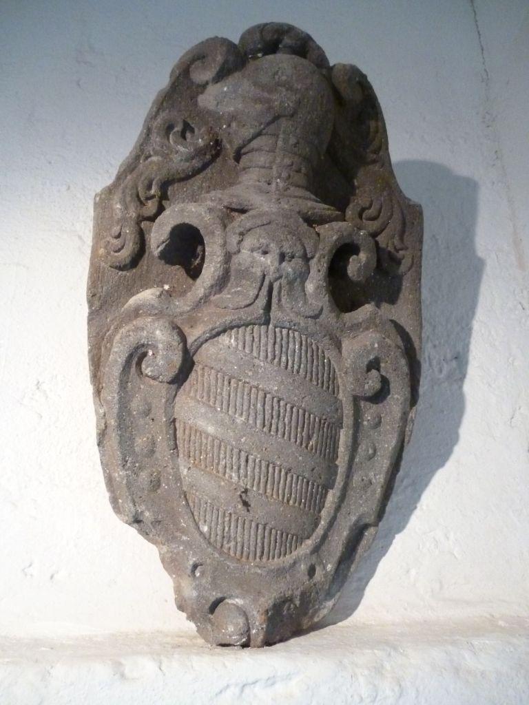 Средневековый герб. Фото: Елена Арсениевич, CC BY-SA 3.0