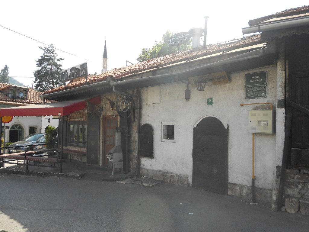 Старинная кофейня. Фото: Елена Арсениевич, CC BY-SA 3.0