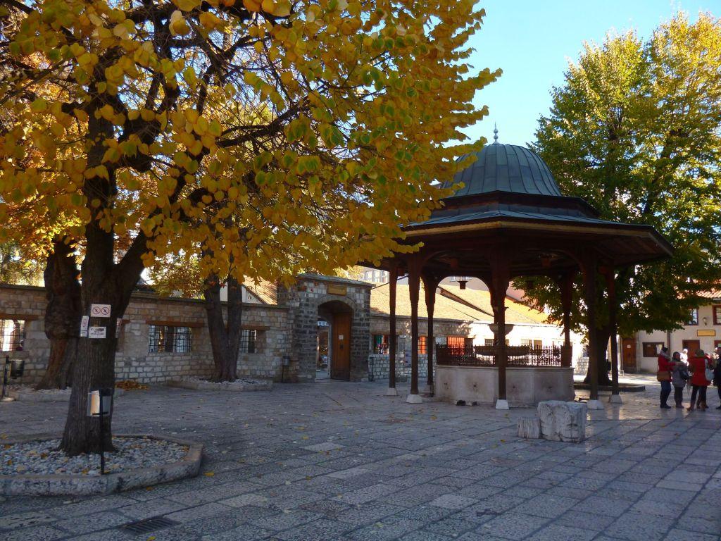 Осень в Сараево. Фото: Елена Арсениевич, CC BY-SA 3.0