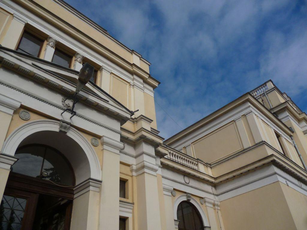Архитектура Земальского музея. Фото: Елена Арсениевич, CC BY-SA 3.0