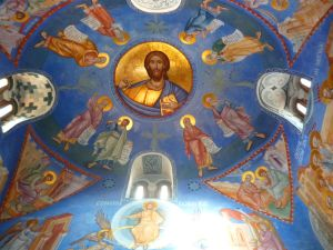 Росписи в церкви св. Павла. Фото: Елена Арсениевич, CC BY-SA 3.0