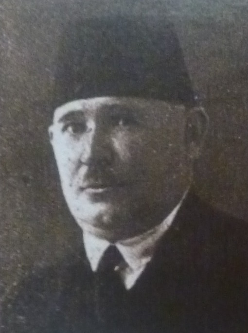 Мустафа Хардага. Музей евреев Сараева
