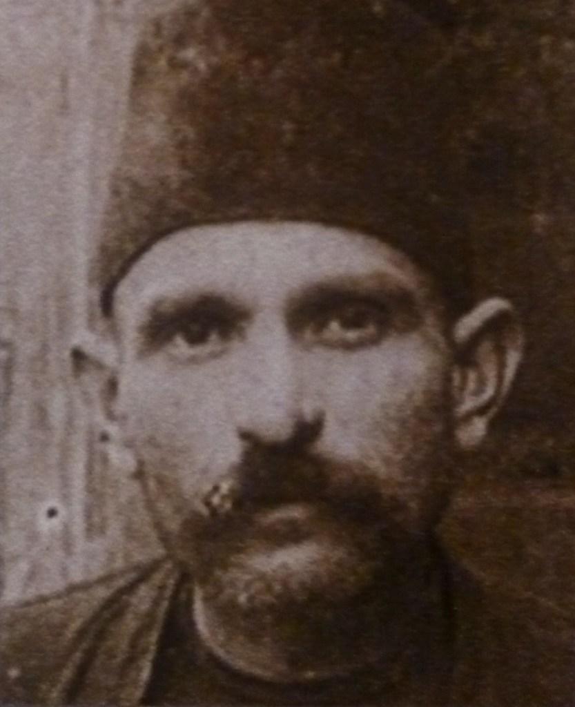 Ахмед Садик Саралоп. Музей евреев Сараева