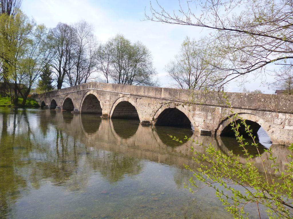 Римский мост. Фото: Елена Арсениевич, CC BY-SA 3.0