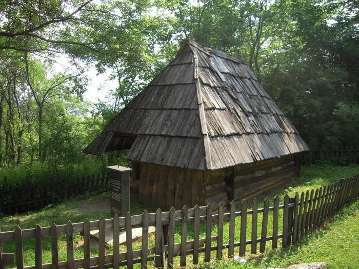 Родной дом Петара Кочича. Rade Nagraisalović, GNU 1.2