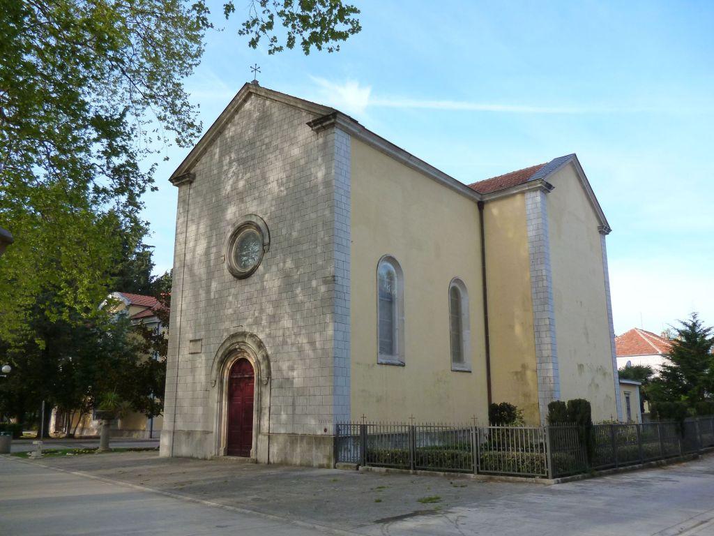 Кафедральный собор в Требине. Фото: Елена Арсениевич, CC BY-SA 3.0