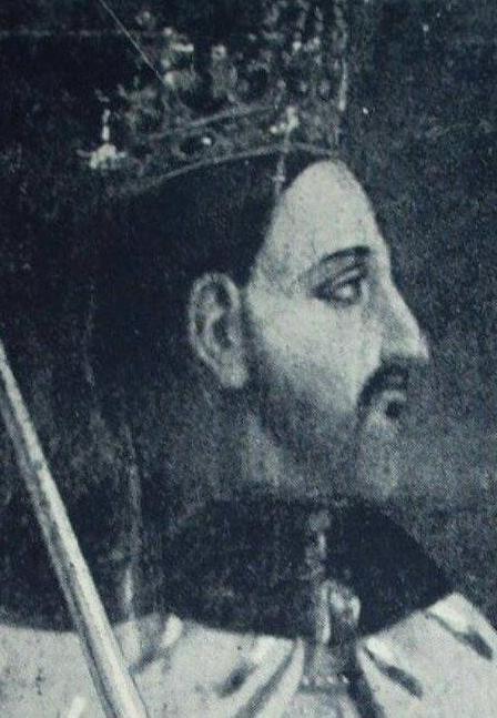 Король Боснии Степан Томаш, отец Степана Томашевича. Rudolf Horvat, Public Domain
