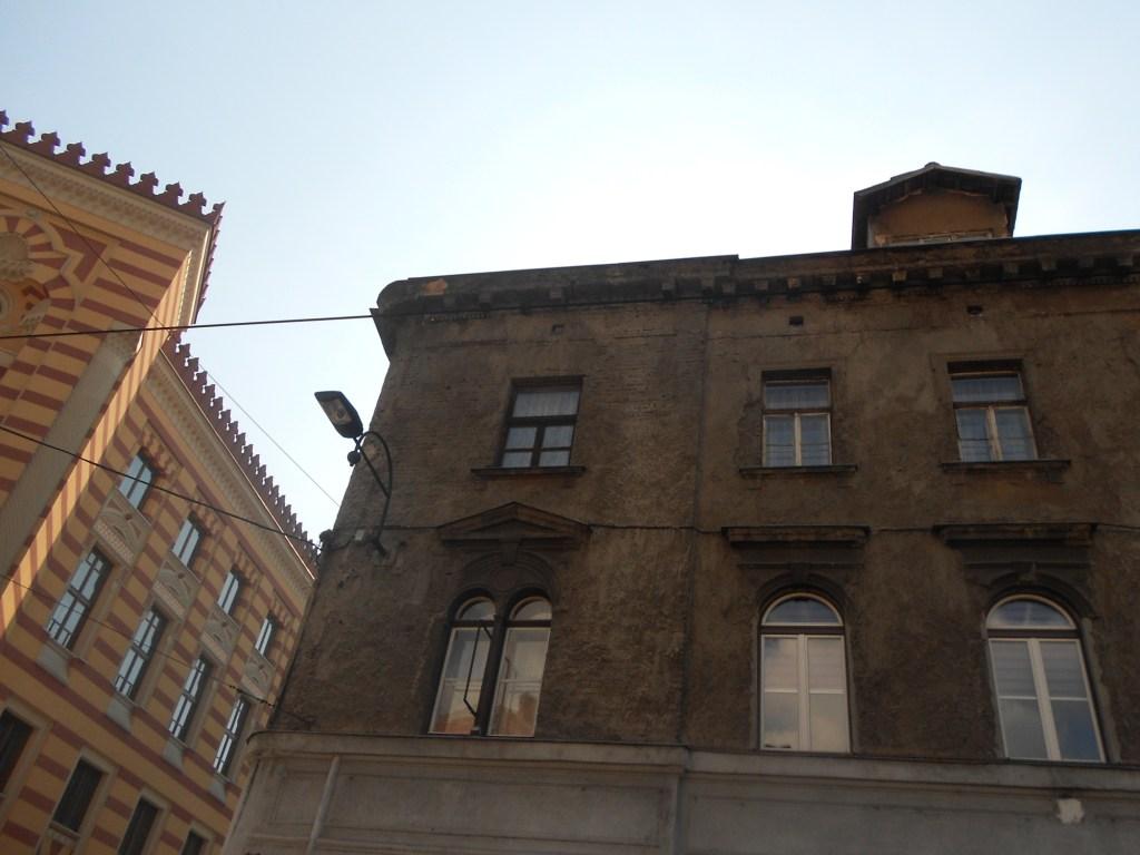 Дом австрийских времён. Фото: Елена Арсениевич, CC BY-SA 3.0