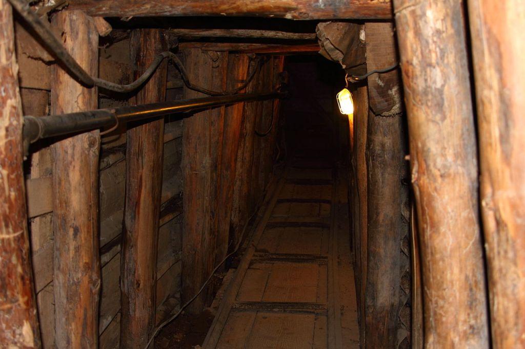 Туннель под аэродромом. Фото: spacebirdy, CC BY-SA 3.0