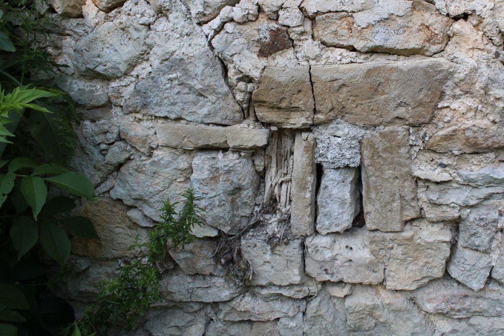 Грубая каменная кладка. Фото: Елена Арсениевич, CC BY-SA 3.0