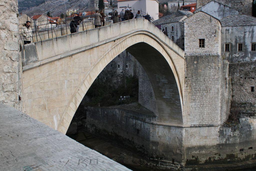 Старый мост в Мостаре. Фото: Елена Арсениевич, CC BY-SA 3.0