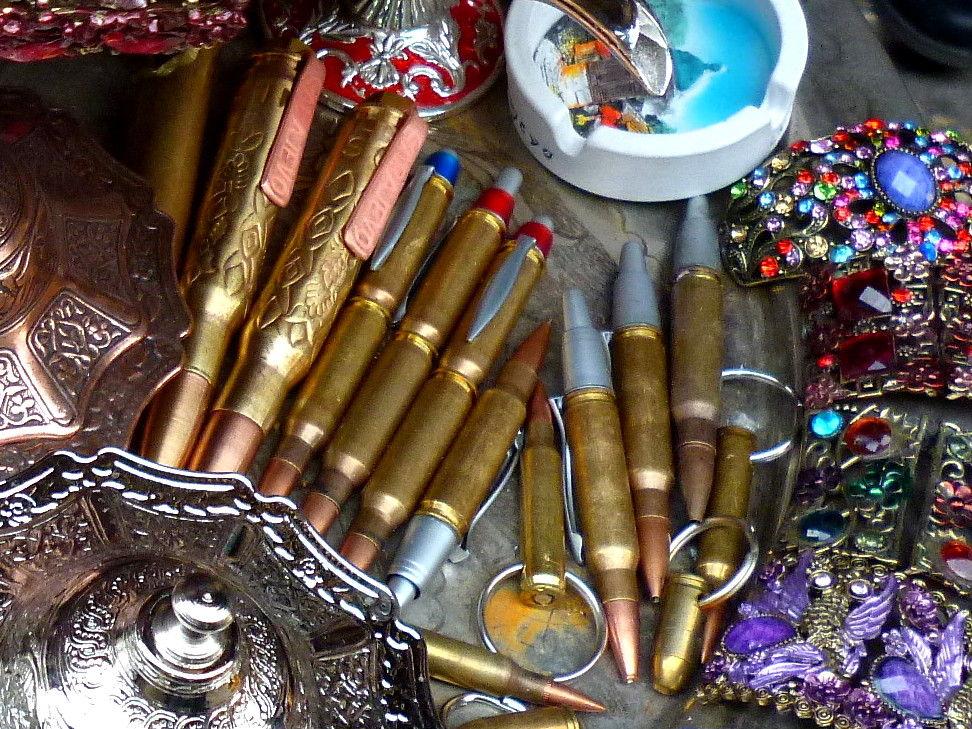Сувениры про войну. Фото: Елена Арсениевич, CC BY-SA 3.0