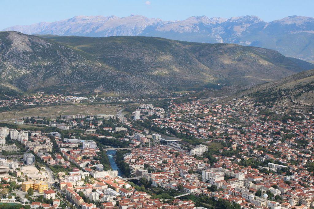 Самый жаркий город Боснии и Герцеговины. Фото: Елена Арсениевич, CC BY-SA 3.0