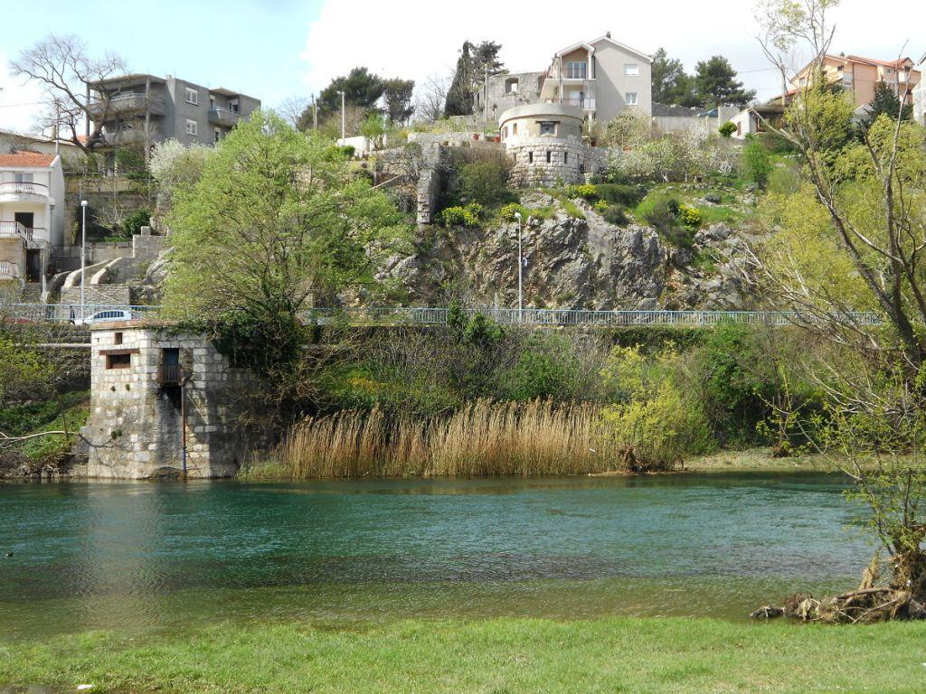 Австрийские фортификации в Требинье. Фото: Елена Арсениевич, CC BY-SA 3.0