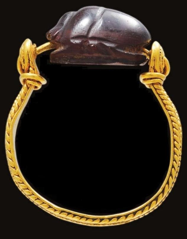 Перстень, найденный в Даорсоне/Градине. Хранится в Земальском музее Боснии и Герцеговины. Фото: Zemaljski muzej BiH, Copyright