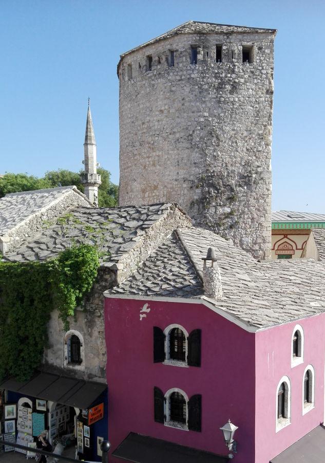 Башня Тара. Фото: Елена Арсениевич, CC BY-SA 3.0