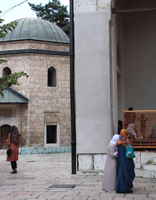 Гробница Гази Хусрев-бега. Фото: Елена Арсениевич, CC BY-SA 3.0